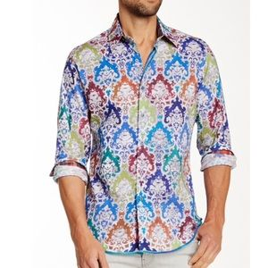 Robert Graham Finn MacCool Classic Fit Shirt 👔